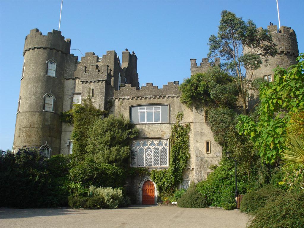Clontarf Castle, Dublin, Ireland