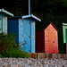 This Year's Beach Huts