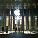 Apple Store, Fifth Avenue, Central Park, New York City