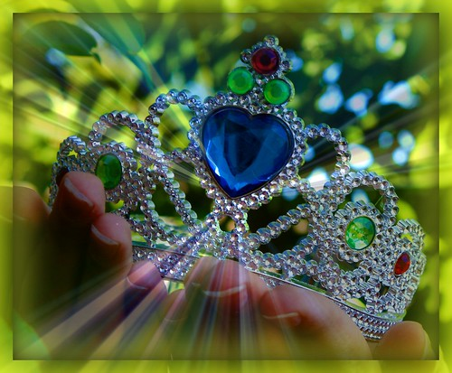 A Crown of Righteousness for my Auntie Gin | by prayerfriends