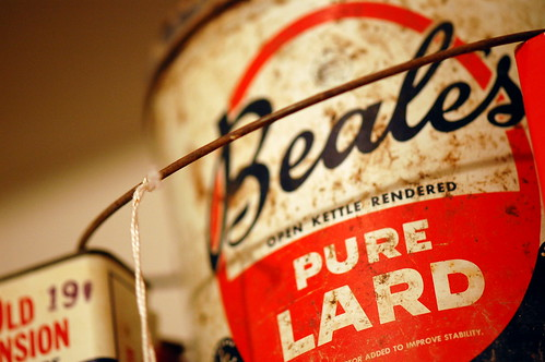 Beale's Open Kettle Rendered Pure Lard | by Steve Snodgrass