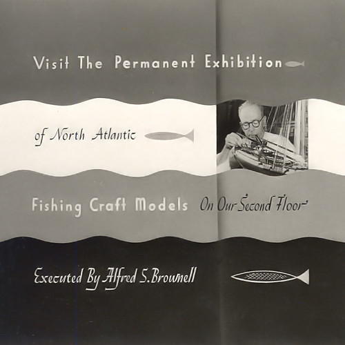 SIGN Permanent Exhibition Fishing Craft Models | by Providence Public Library