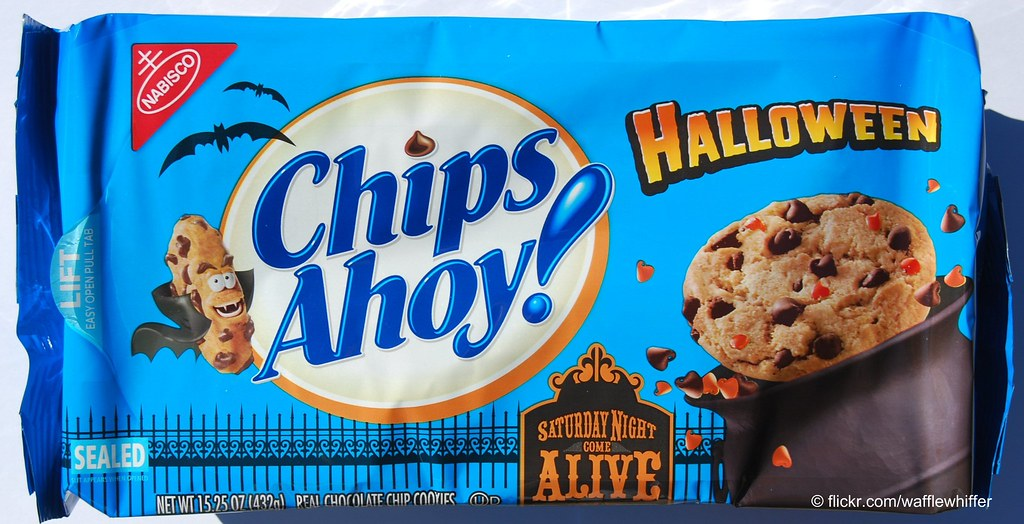 Mini Chips Ahoy Cookies
