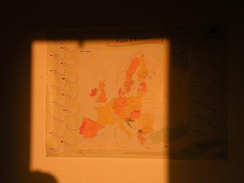 Le soleil se couche l 39 ouest mypouss flickr - Le soleil se couche a l ouest ...