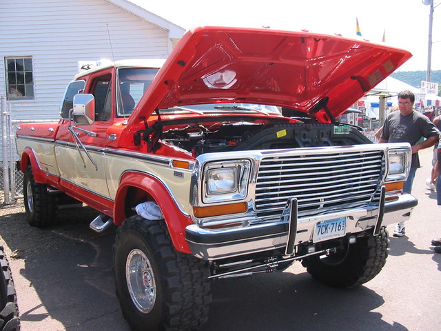 Ford Extended Cab Pickup