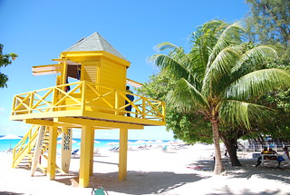 Barbados Lifeguard Station | by Corvair Owner