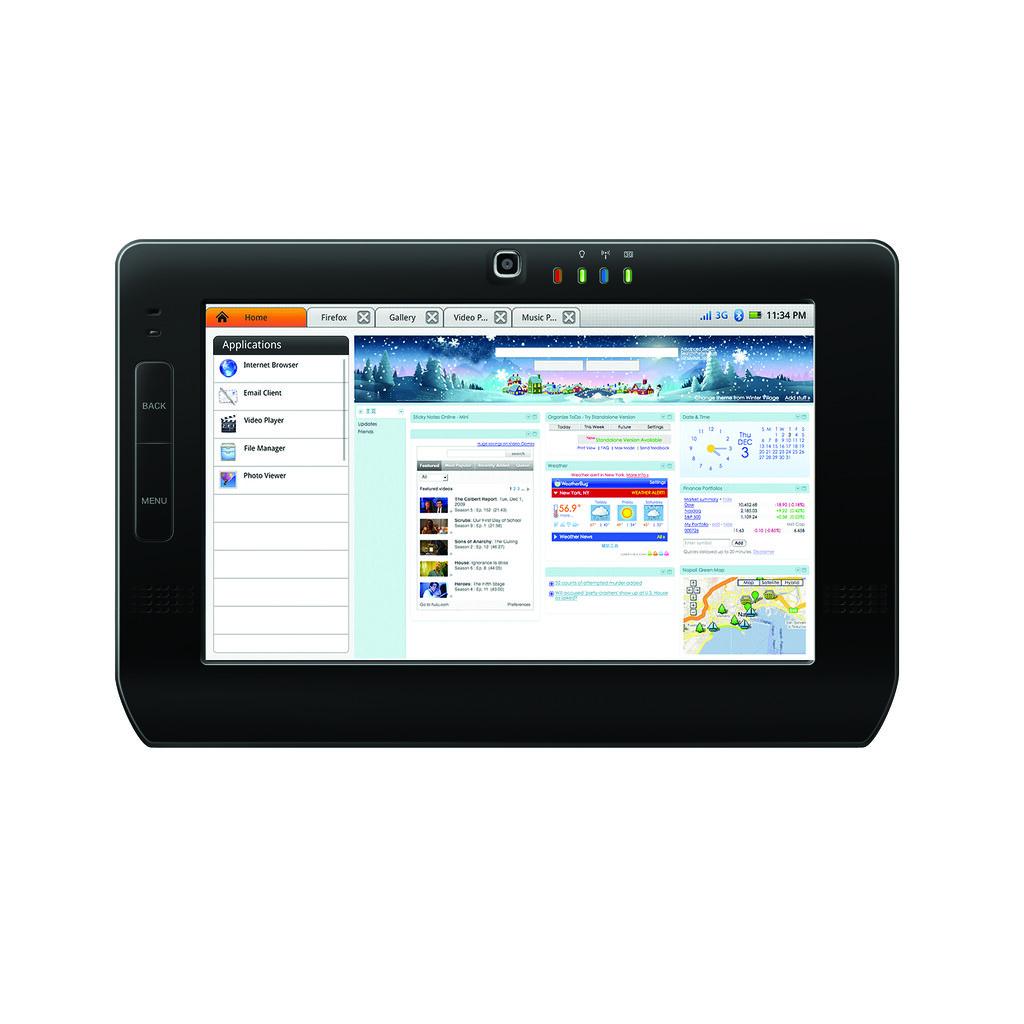 Freescale Smartbook Tablet Www Netbooknews De
