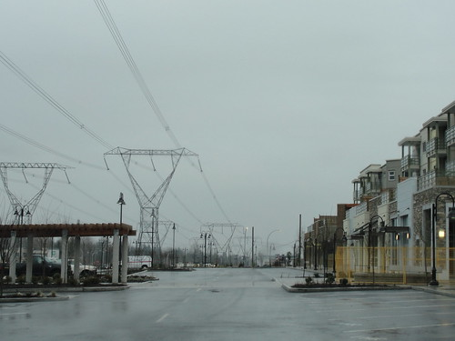 Transmission lines by homes | by CityCaucus