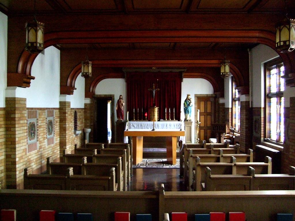 St Rose Of Lima Chapel Pontifical College Josephinum Seminary Columbus Oh Flickr