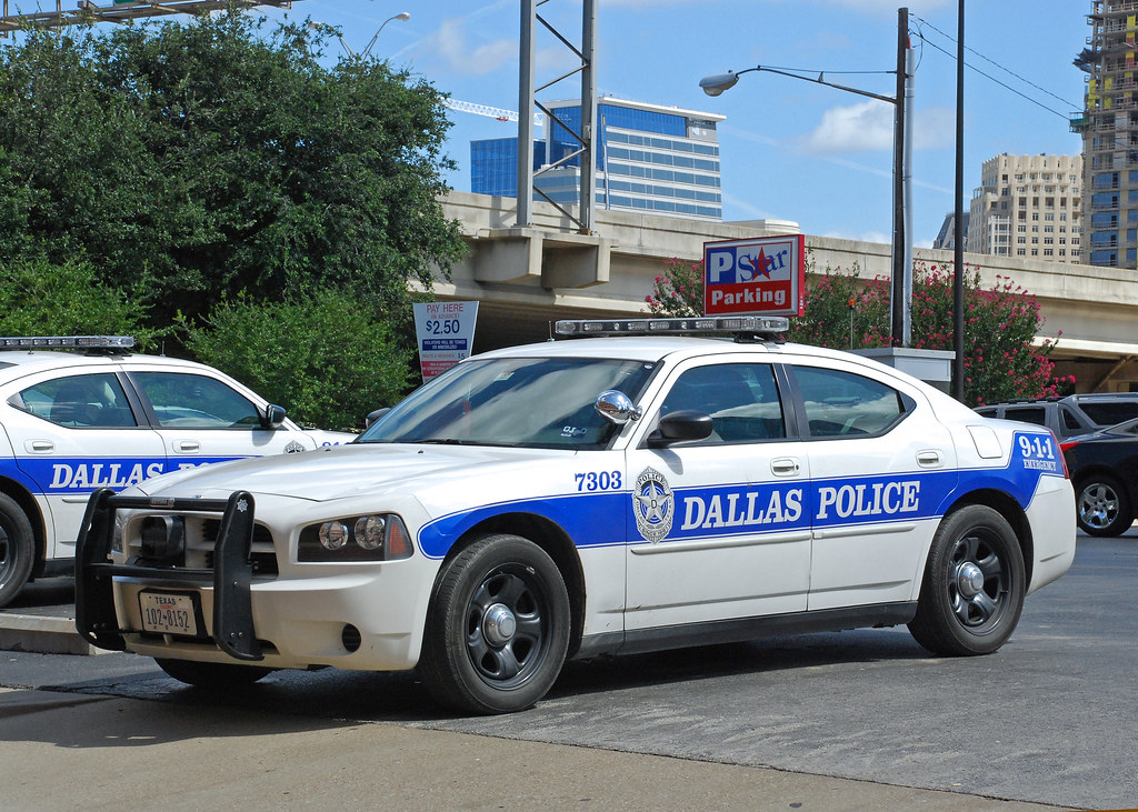 Dallas Police Dodge Charger Dallas Tx So Cal Metro