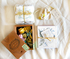 Lovely Package Exchange #2 | by kittybabylove