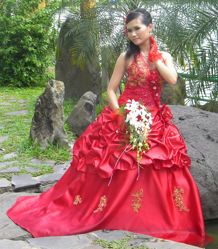 Robe De Mariage Asiatique