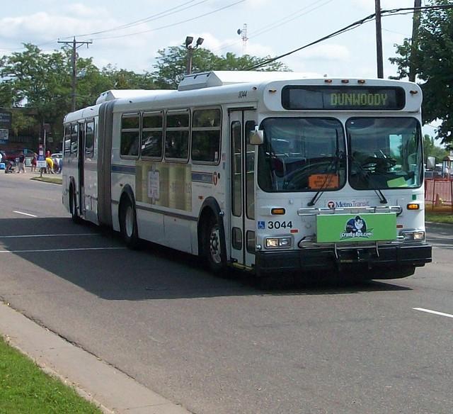 metro transit 3044