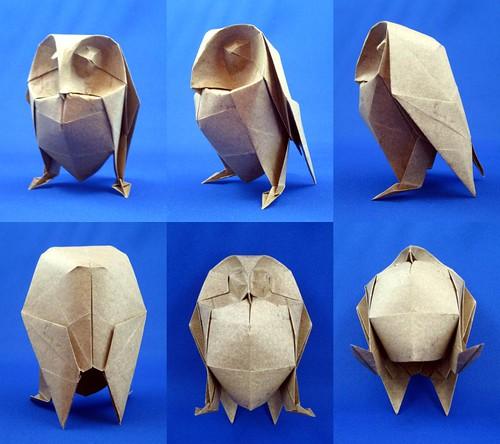 Owl (inspired by Davor Vinko)