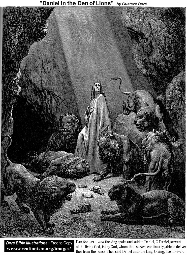 Prophet daniel bible study