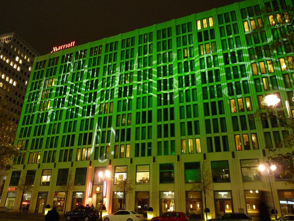 Marriott Hotel Berlin Germany