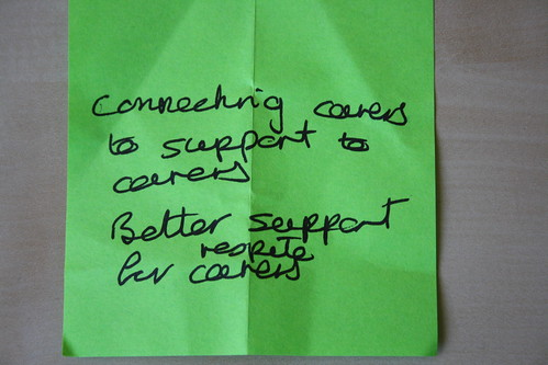 Connecting carers with support | by sicamp