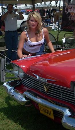 Cars At Carlisle >> The Carlisle Girls with the Christine Car Club! | See more ...