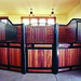 European style bay front horse stall by Classic Equine