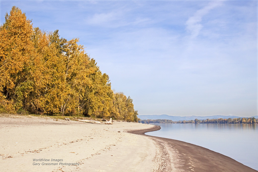 Sauvie Island Beach