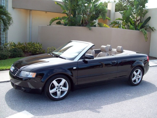 2004 audi a4 convertible 1 14995 year 2004 mileage. Black Bedroom Furniture Sets. Home Design Ideas