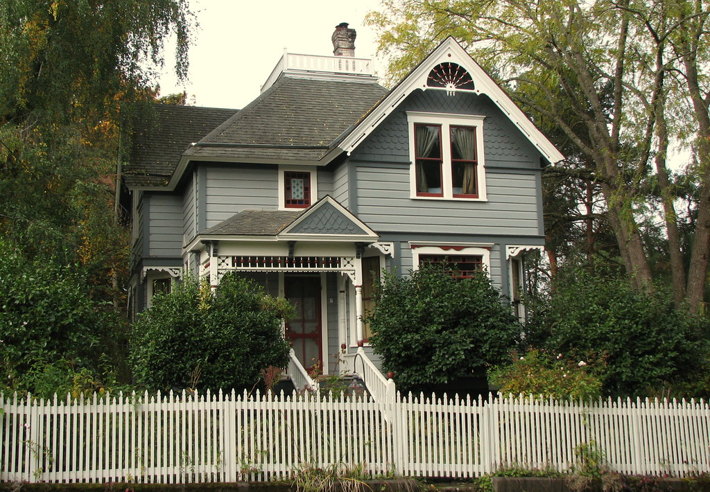 Victorian house aurora oregon david berry flickr House aurora