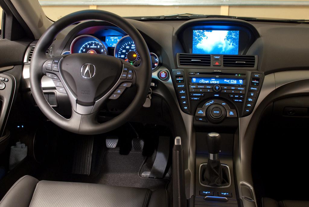 2010 Acura Tl Sh Awd 6mt Interior 6 Stuartneil Flickr