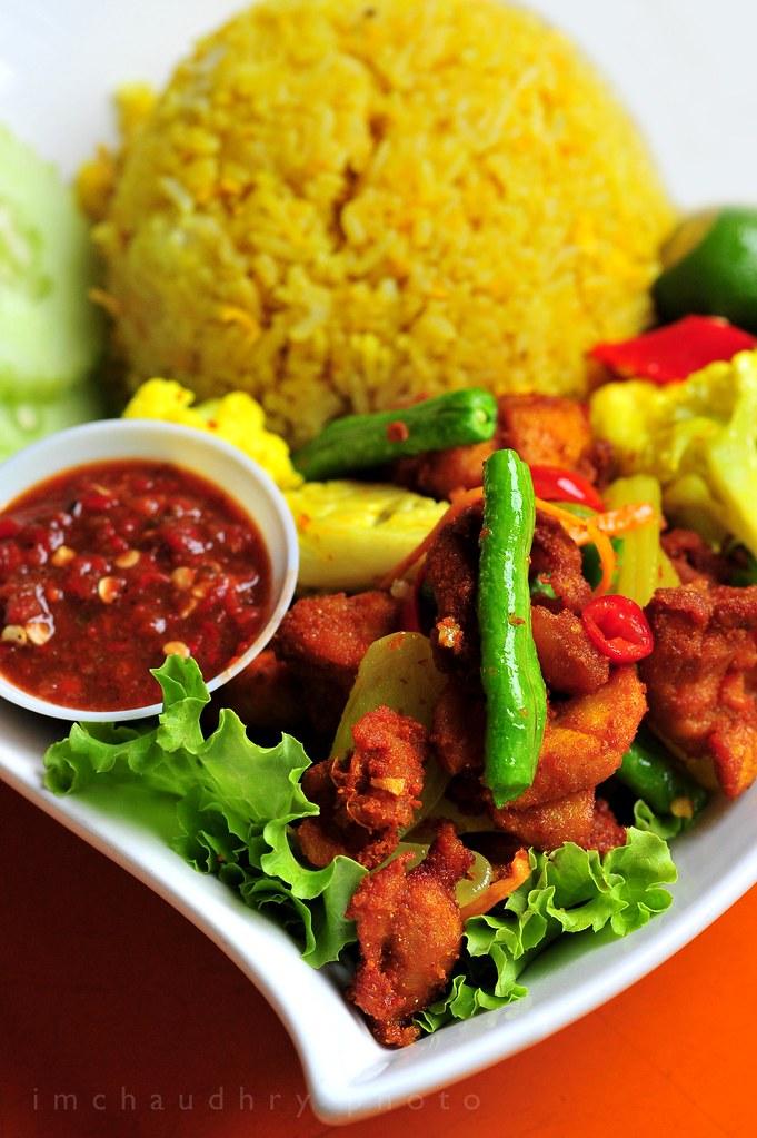 Nasi Goreng Ayam Kunyit | ©2009 Imran Chaudhry All Rights Re… | Flickr