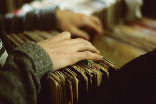 records | by maryclaire roman