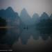 Karst River Rafter, Guilin