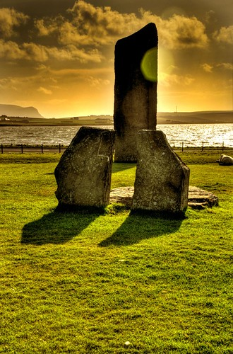 Standing Stones of Stenness | by Tony Shertila