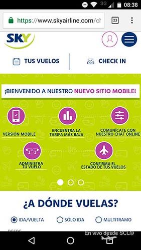 Sky nuevo sitio web mobile (RD)