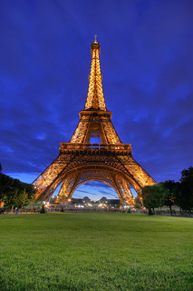 Paris - Eiffel Tower at Night | by meenaghd