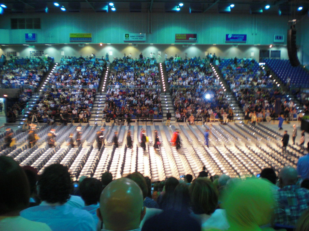 UCI Commencement