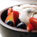"Fruit with Coconut Whipped ""Cream"""