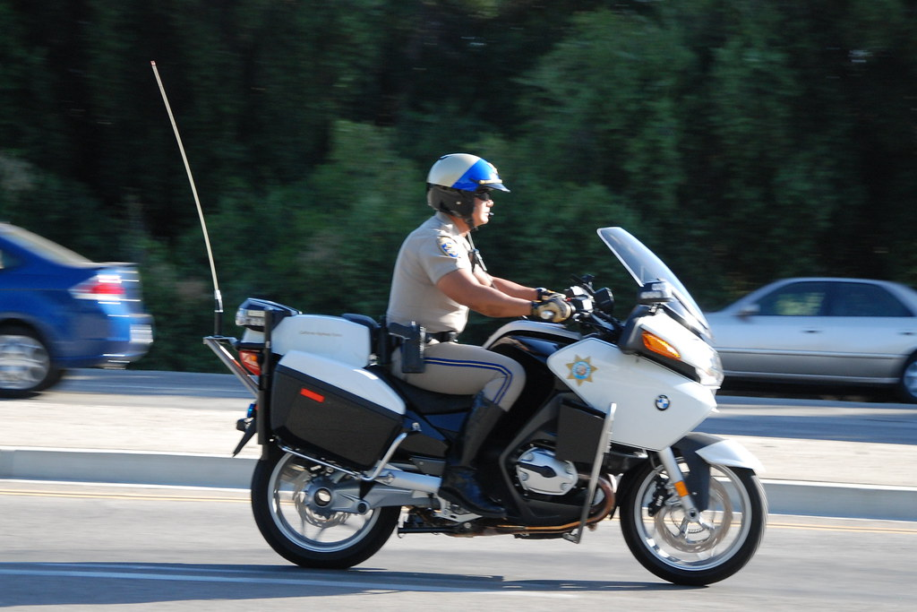 Image result for CHP officer motorcycle