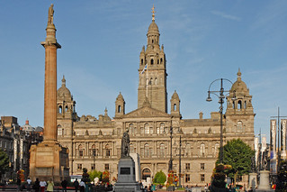 "La ""City Chambers"" de Glasgow 