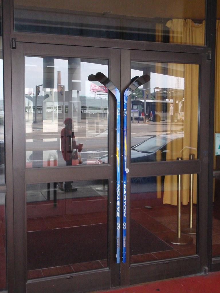 Hockey Stick Door Handles St Louis Mo P7300063 Flickr