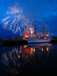 Reflections on the Tall Ships. | by TBSteve