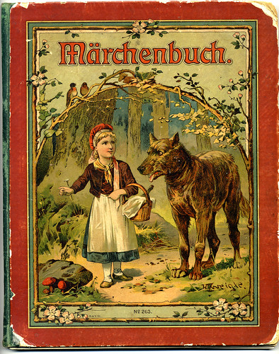 Märchenbuch - German language book of children's fairy tales 1919 | by crackdog