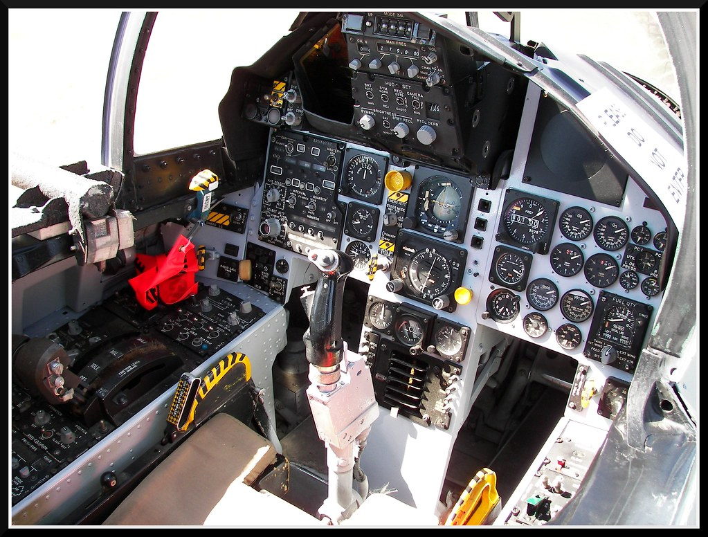 F 15 Cockpit F-15A Eagle Cockpit | ...