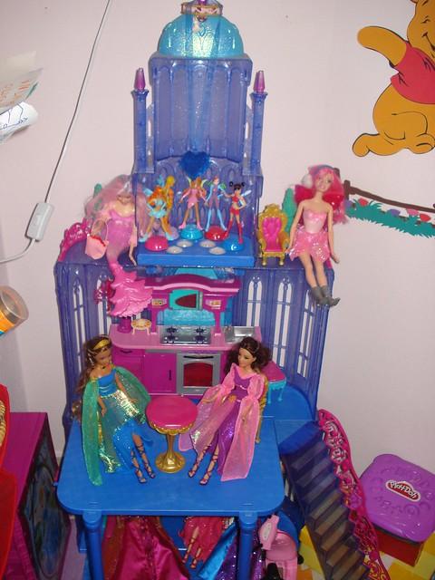 Image Result For Barbie Diamond Castle