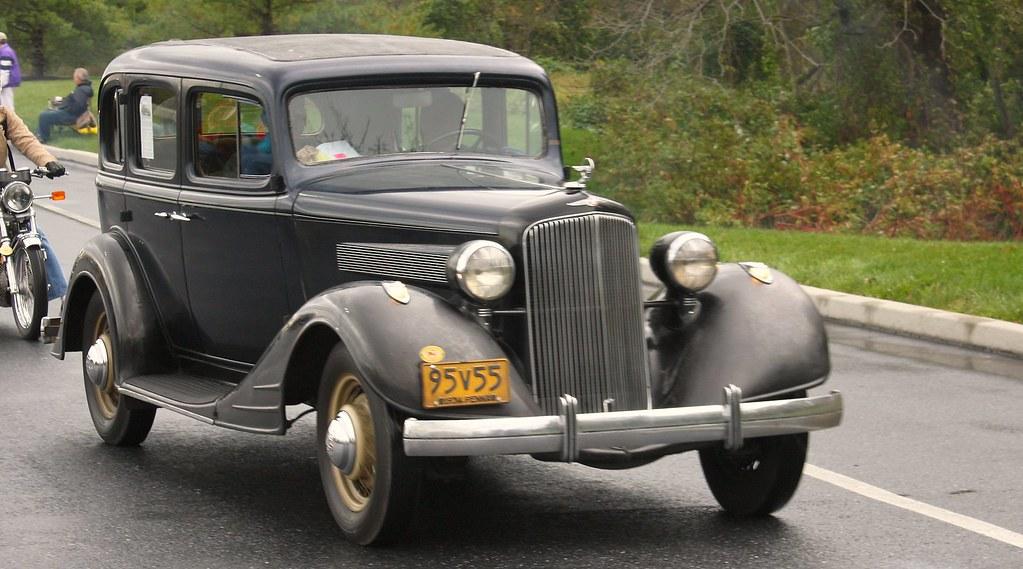 1934 pontiac eight 4 door richard spiegelman flickr for 1934 pontiac 4 door sedan