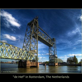 "Koningshavenbrug or ""de Hef"" 