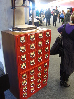 Old CCL Card catalogue | by lianza conference 2009