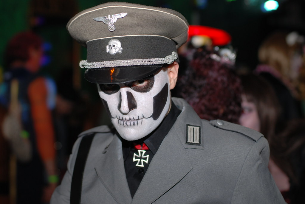 Fetish ball costume