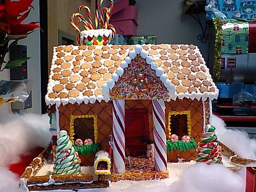 Gingerbread House | by perrpam