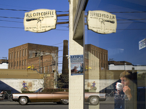 All City Coffee, Georgetown | by Jeff Burger