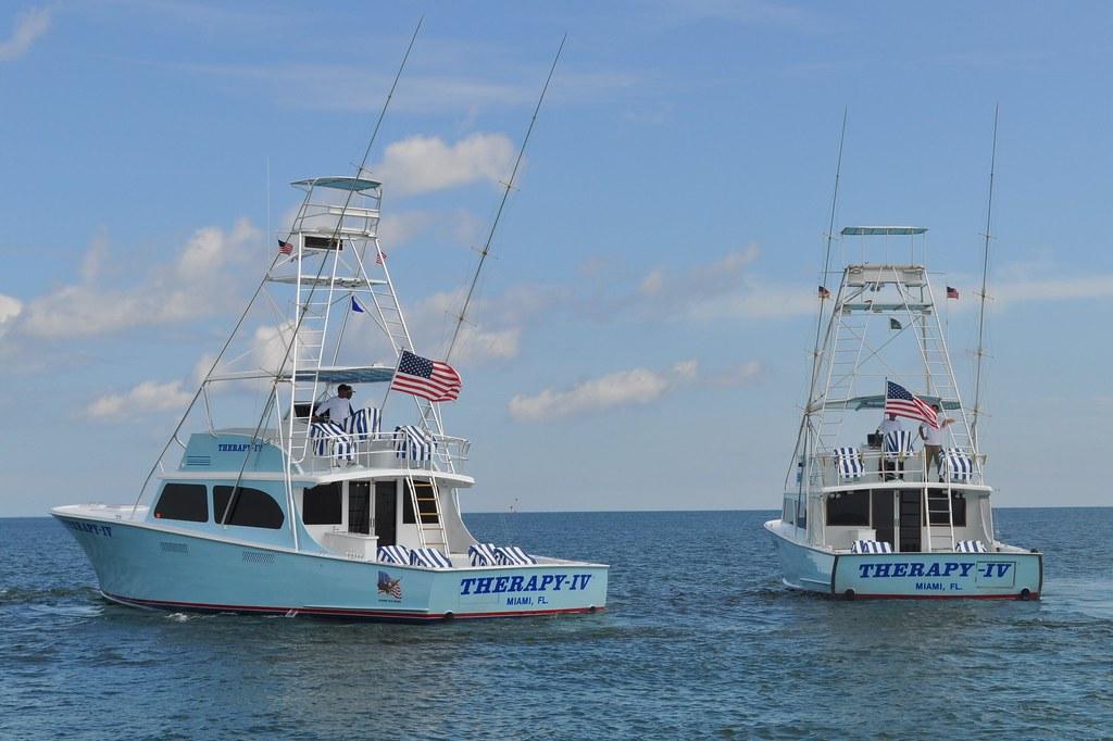 Therapy iv deep sea fishing miami florida the therapy 4 for Fishing in miami florida