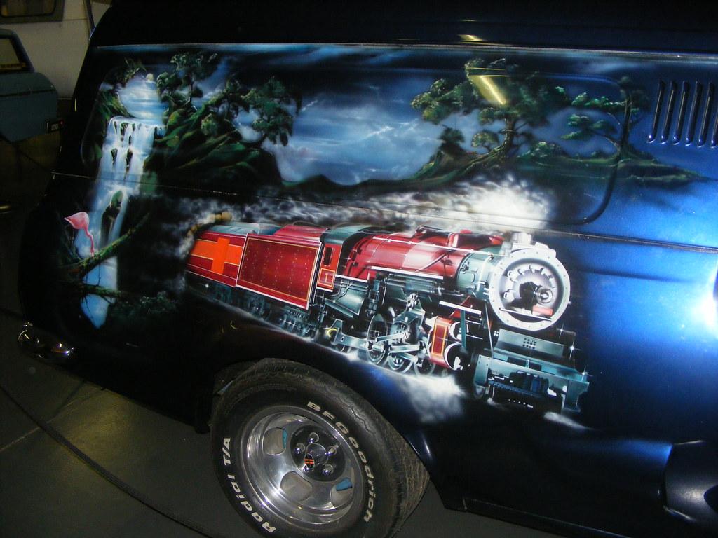 Famous Holden Custom Panel Van Quot Midnight Express